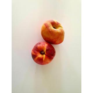 Pfirsiche gelb