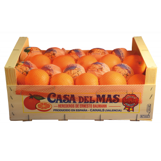 Orangen blond (Kiste à 9kg)