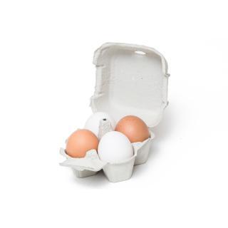 4er Pack Eier ab 53g