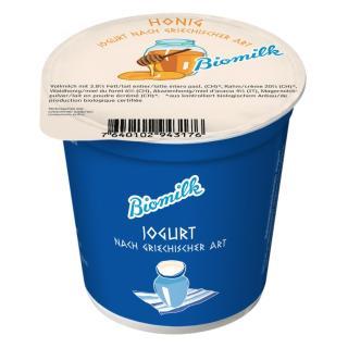 Griechischer Joghurt Honig