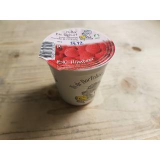 Joghurt Himbeer