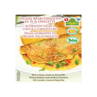 Alternativen zu Eier und Omelette