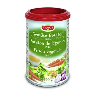 Gemüse Bouillon Paste glutenfrei