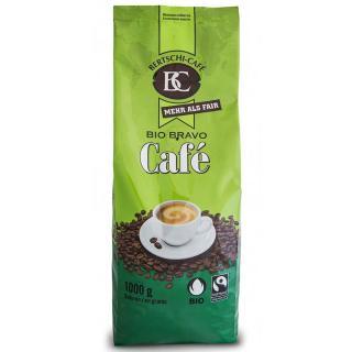 Kaffee Bio Bravo Bohnen
