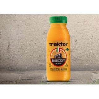 Sizilianische Orangensaft