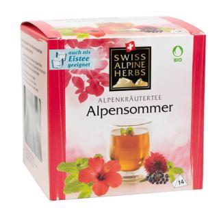 Tee Alpensommer 14x1g