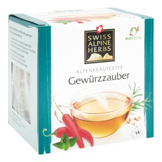 Tee Gewürzzauber 14x1g